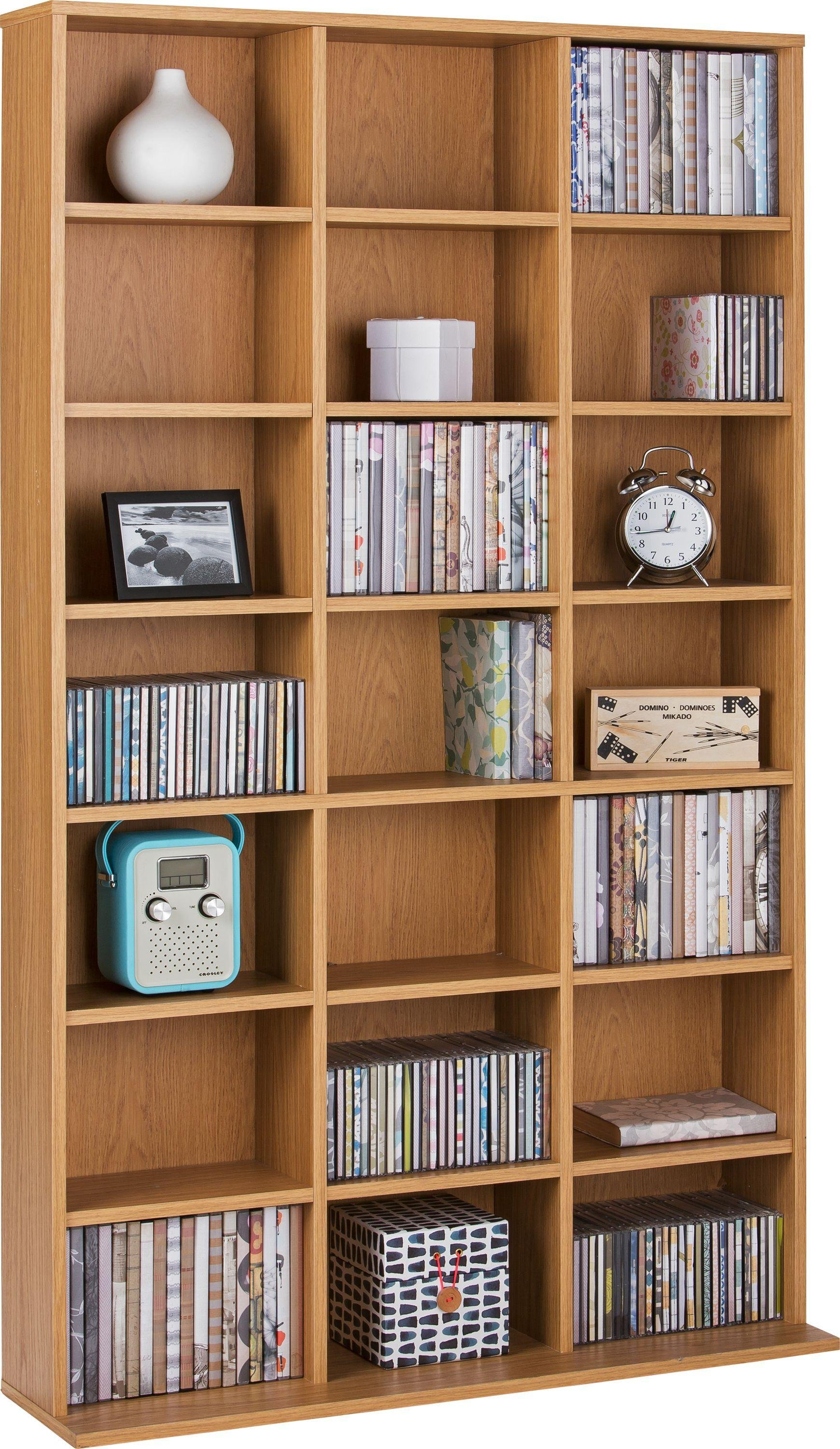 CD And DVD Storage