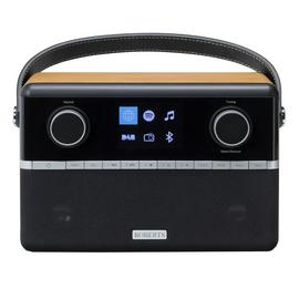 Roberts Radio STREAM94I DAB/FM Internet Radio - Black