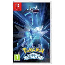 Pokémon Brilliant Diamond Nintendo Switch Game Pre-Order