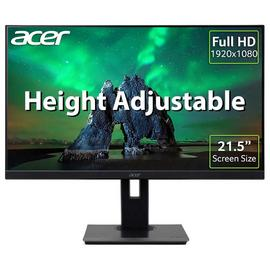 Acer B7 21.5 Inch 75Hz FHD LED IPS Monitor
