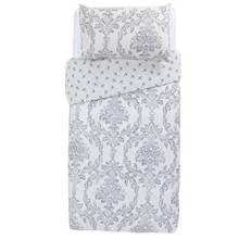 Argos Home Damask Bedding Set