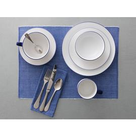 Habitat Brighton 24 Piece Stainless Steel Cutlery Set