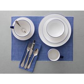 Habitat Brighton 24 Piece Stainless Steel Cutlery Set