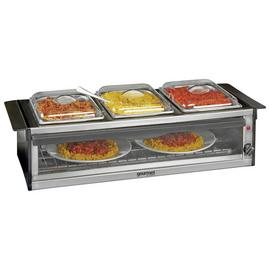 Gourmet Hostess Serving Station Warmer