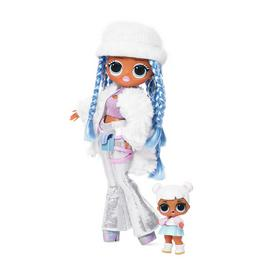 LOL Surprise OMG Winter Disco Snowlicious Doll & Sister
