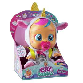 Cry Babies Dreamy the Unicorn Doll