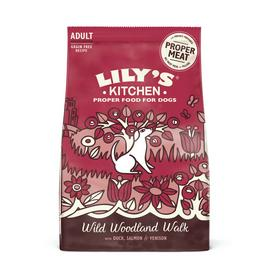 Lily's Kitchen Dry Dog Food Venison and Duck 7kg