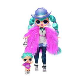 LOL Surprise OMG Winter Disco Cosmic Nova Doll & Sister