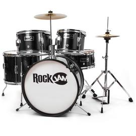 RockJam Junior 5 Piece Drum Kit