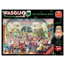 Wasgij Christmas 15 Santa Christmas Treat Puzzle