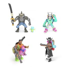 Fornite Battle Royale W2 Squad Figure Pack