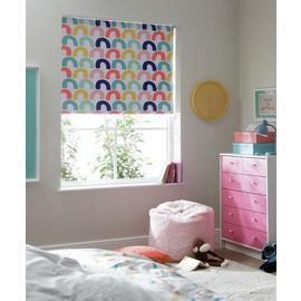 Habitat Rainbow Blackout Roller Blind