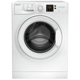 Hotpoint NSWM743UW 7KG 1400 Spin Washing Machine - White Best Price, Cheapest Prices