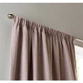 Habitat Blackout Fully Lined Pencil Pleat Curtains
