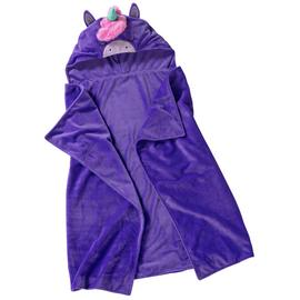 Imagination Station Unicorn Snuggle Blanket