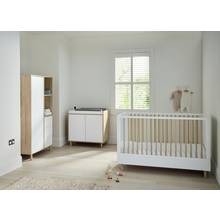 Mamas & Papas Larvik 3 piece Nursery Furniture Set