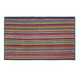 Argos Home Skinny Stripes Bath Mat