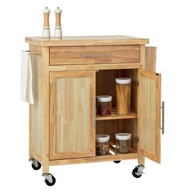 Argos Home Tollerton Wooden Kitchen Trolley
