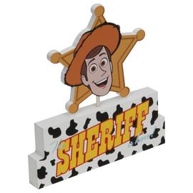 Disney Toy Story Woody Sign