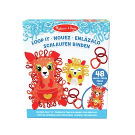 Melissa & Doug Loop It! Beginner Craft Kangaroo Kit