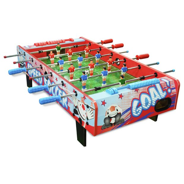 Buy chad valley 3ft football game table top at for 10 in 1 game table toys r us
