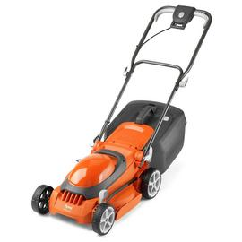 Flymo EasiStore 340R 34cm Electric Lawnmower - 1400W
