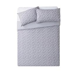 Argos Home Hearts Bedding Set - Double
