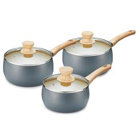 Tower Scandi 3 Piece Pan Set
