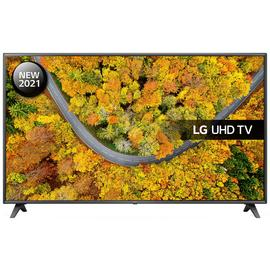 LG 55 Inch 55UP75006LF Smart 4K UHD HDR LED Freeview TV
