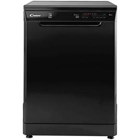 Candy CDPN 1L670SB 16 Place Full Size Dishwasher - Black