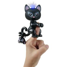 Fingerlings Purrfect Black Panther
