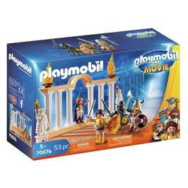 Playmobil 70076 The Movie Collosseum with Figurine Playset