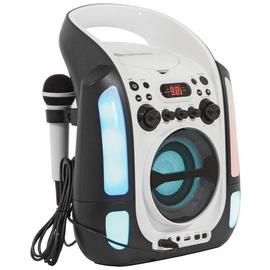 Mr Entertainer Light Show Karaoke Machine