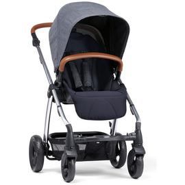 Mamas and Papas Sola Pushchair – Navy Marl