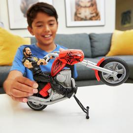 WWE Wrekkin' Slam Cycle Vehicle