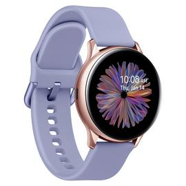 Samsung Galaxy Active2 Aluminium 40mm Smart Watch - Violet