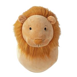 Roaring Lion Head Animated Wall Plaque