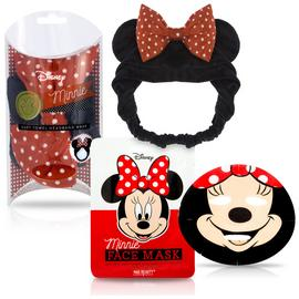 Disney Minnie Face Mask and Headband Gift Set