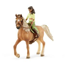 Schleich Horse Club Sarah and Mystery - 42517