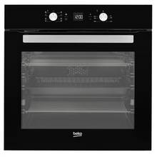 Beko BIM14300BC Single Built In Electric Oven - Black