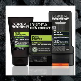 L'Oreal Men Expert's Pure Charcoal Kit