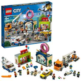 LEGO City Donut Shop Opening Playset - 60233