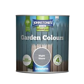 Johnstone's Garden Colour Paint 2.5L - Night Shore