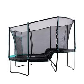 TP Infinity Leap Two Level Trampoline