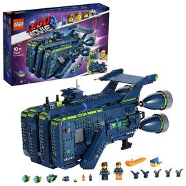 LEGO Movie 2 The Rexcelsior! Spaceship Building Set - 70839