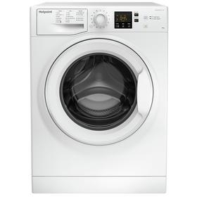 Hotpoint NSWM 843C W 8KG 1600 Spin Washing Machine - White