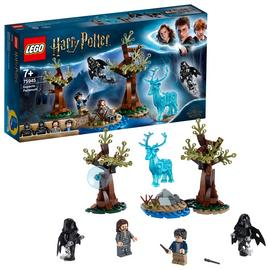 LEGO Harry Potter Expecto Patronum Building Set - 75945