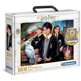 Clementoni Harry Potter 1000 Piece Briefcase Jigsaw Puzzle