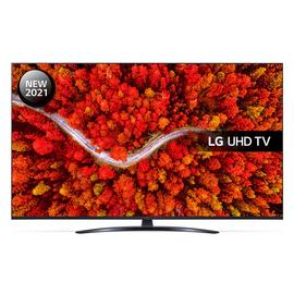 LG 50 Inch 50UP81006LA Smart 4K UHD LED HDR Freeview TV