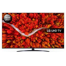 LG 55 Inch 55UP81006LA Smart 4K UHD LED HDR Freeview TV